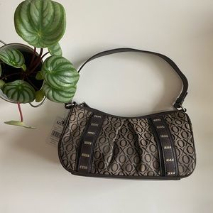 BNWT XOXO Brand Brown Patterned Purse